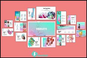 Aragete Keynote Template