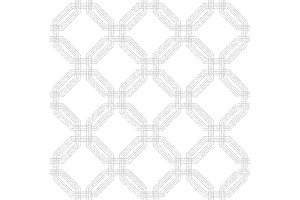 Geometric Modern Vector Seamless