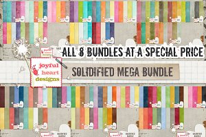 Solidified MEGA Bundle - 50% off! :)