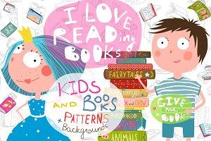 Give me a Book! HUGE Reading Bundle