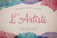 L'Artiste Subtle Artist Textures 1
