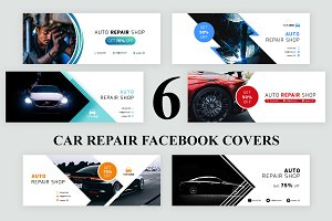 Car Repair Facebook Covers