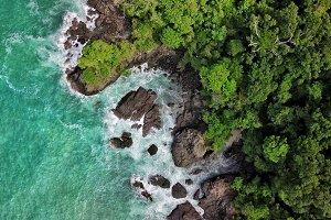 Costa Rica - Aerial Landscape