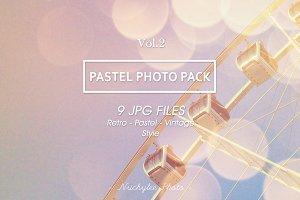 Pastel Photo Pack Vol.2
