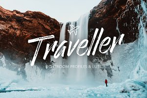 Traveller Lightroom Profiles & LUTs