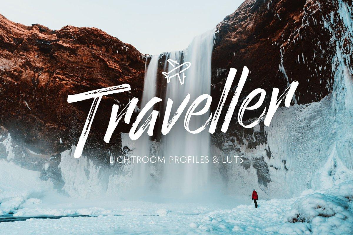 Traveller Lightroom Profiles & LUTs ~ Photoshop Add-Ons