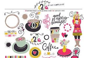 Café Clip Art