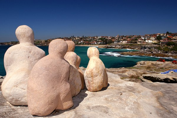 Sculpture by the Sea Bondi Beach