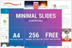 MINIMAL Slides PowerPoint