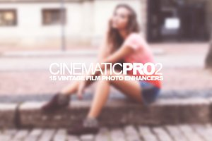 Cinematic Pro 2 : Actions