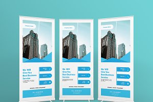 Business Roll-Up Banner V12