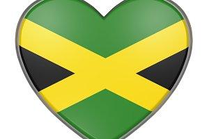 Jamaica heart