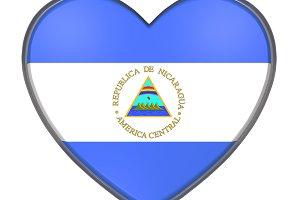 Nocaragua heart