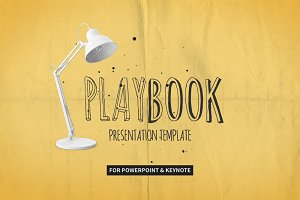 Playbook Presentation + Font Trio