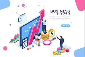 Business Analysis Hero Banner