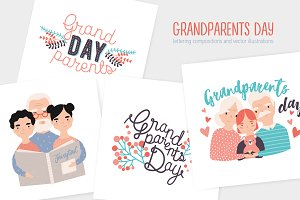 Grandparents day bundle