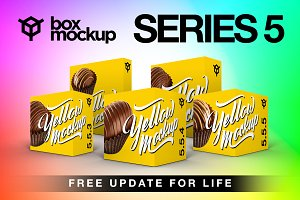 BoxMockup Series 5