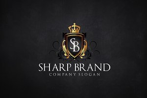 Sharp Brand Logo
