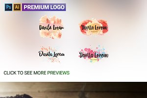 Mobile Application Logos