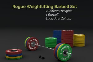 Olympic Weightlifting Barbell Crossf
