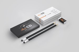 Branding / Identity Card Mock-up 1