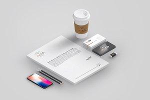 Branding / Identity Mock-up 2