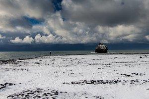 Reykjanes peninsula, Iceland. Oceans