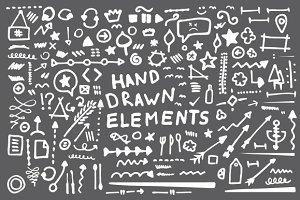 120 Vector Elements v2 + 38 free