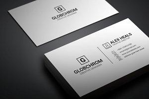 Minimal Clean Business Card