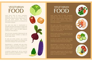 Vegetarian Food, Vegetables and