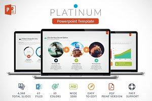 Platinum | Powerpoint Presentation