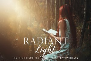 Radiant light overlays