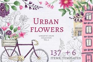 Urban Flowers Vol.2