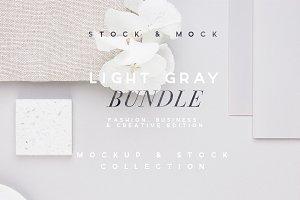 LIGHT GRAY | Blogger Bundle