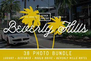 Beverly Hills Luxury Photo Bundle