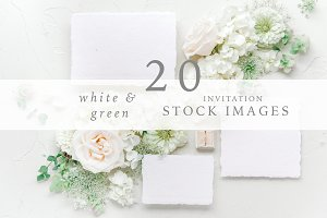 BUNDLE Invitation Stock Photos