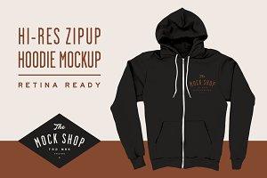 TMS Pro: Zipup Hoodie