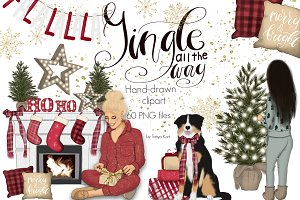 Jingle All The Way Design Kit