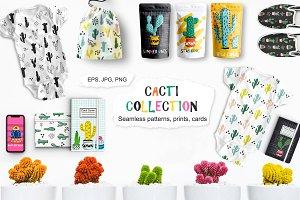 Look Sharp: Cacti Prints & Patterns