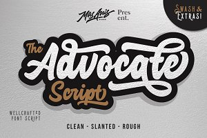 Advocate Script 4 Style + Extras ⚡