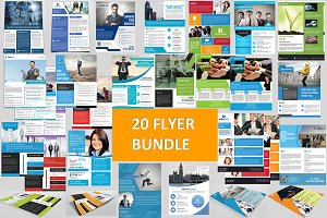 Corporate Flyer - Big Bundle-V73
