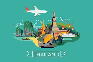 Travel Destination: Thailand