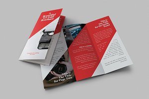 Beautiful Tri-Fold Brochures
