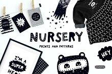 nursery print