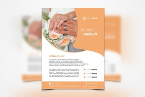 Weddind Shop - Flyer