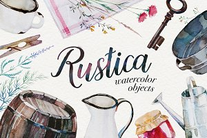 RUSTICA graphic pack
