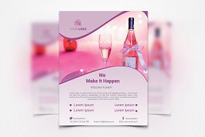 Wedding Shop - Flyer