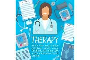 Vector medical therapy or meicine