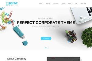 Digita - Corporate Business WordPres