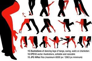 Dancers Legs!